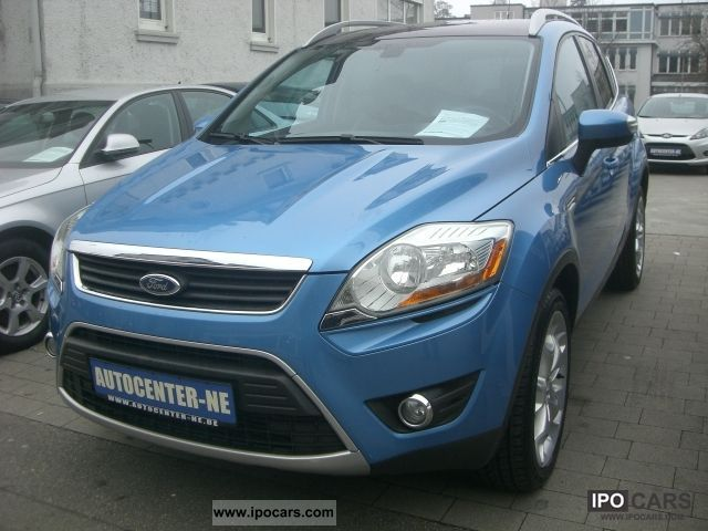2009 Ford  Kuga 2.0 TDCi Titanium 4x4 * Navi * Panoramic Roof * Off-road Vehicle/Pickup Truck Used vehicle photo