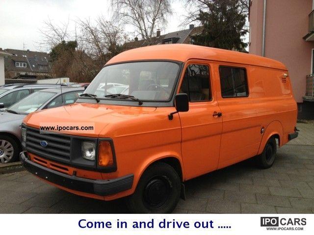 1985 Ford  Transit *** ORIGINAL *** 43000KM firsthand ** Van / Minibus Used vehicle photo