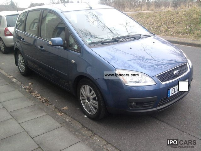 2005 Ford  C-Max Van / Minibus Used vehicle photo