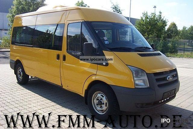2008 Ford  FT 350 L TDCi 14-seat 6-speed air StHZ NAVI Van / Minibus Used vehicle photo