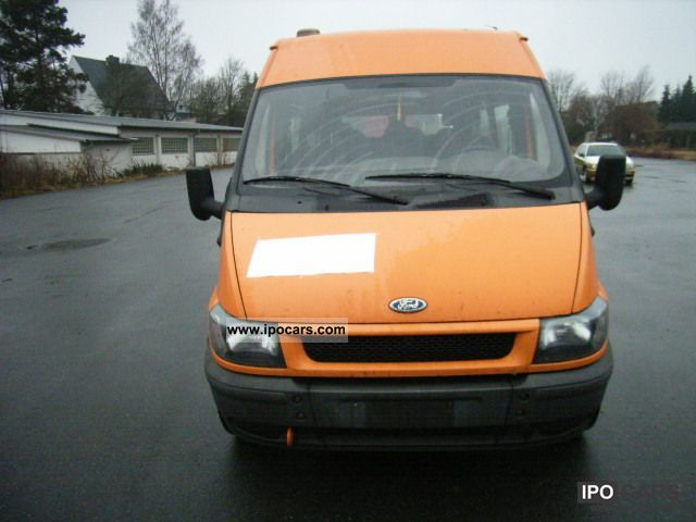 2006 Ford  9-seater Van / Minibus Used vehicle photo