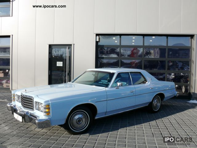 Ford  LTD a perfect original condition with only 13k ml 1976 Vintage, Classic and Old Cars photo