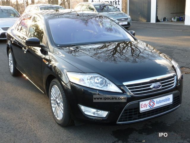 2009 ford mondeo tdci ghia x 18 navi 3d bi xenon leather pdc car photo and specs. Black Bedroom Furniture Sets. Home Design Ideas