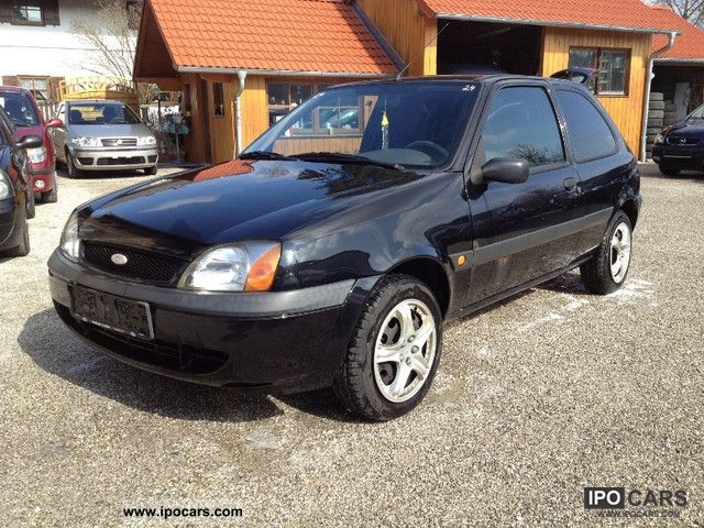 2003 Ford  Fiesta Futura Small Car Used vehicle photo