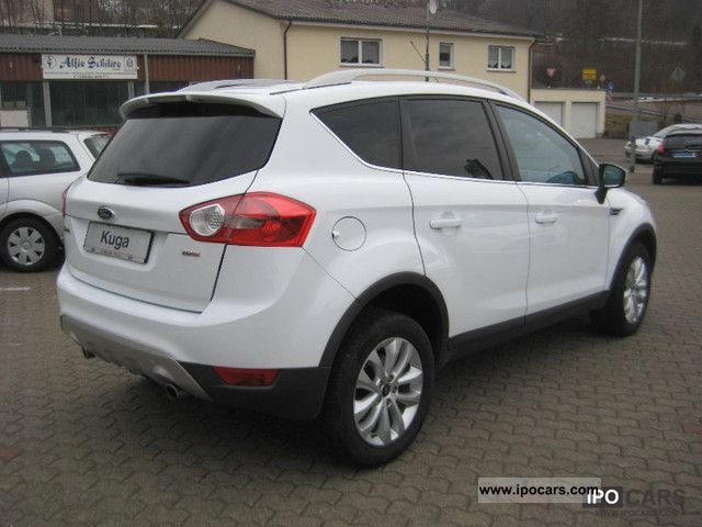 2009 ford kuga titanium 2 0 tdci 2x4 car photo and specs. Black Bedroom Furniture Sets. Home Design Ideas
