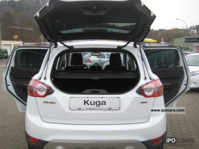 ford kuga titanium  tdci  car photo  specs