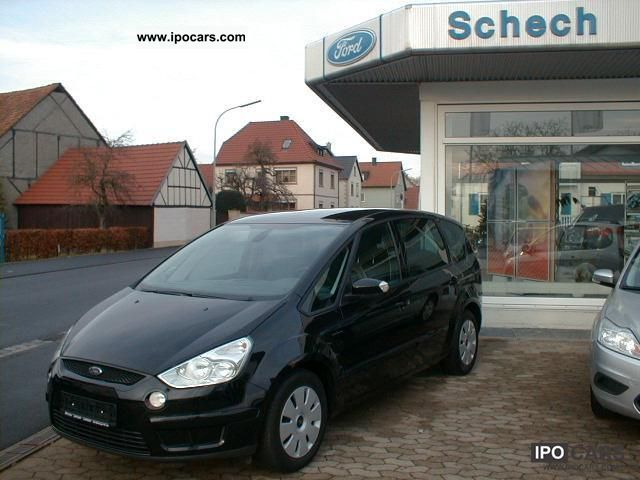 2007 Ford  S-Max 2.0 TDCi DPF Frontsch. heated Estate Car Used vehicle photo