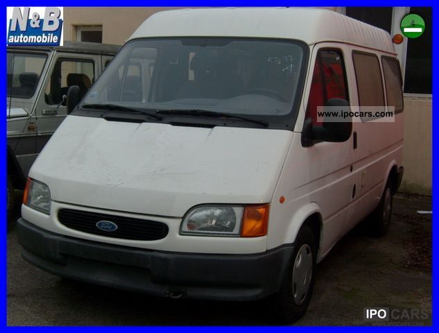 1997 Ford  € Transit Line / High Roof / table function / Estate Car Used vehicle photo