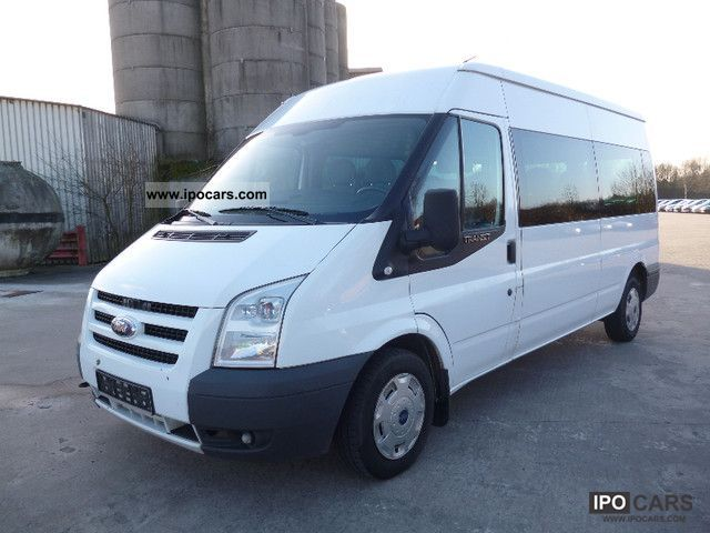 2008 Ford  FT TDCi 300 L / 9Sitzer / Air Van / Minibus Used vehicle photo