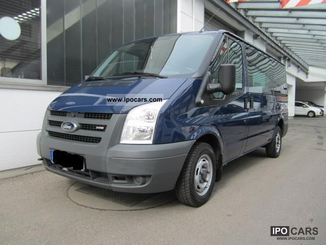 2008 Ford  FT 300 M TDCi DPF Van / Minibus Used vehicle photo