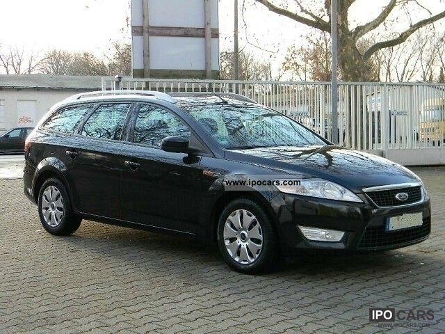 2007 Ford  Mondeo TDCi TREND * AIR * NAVI Estate Car Used vehicle photo