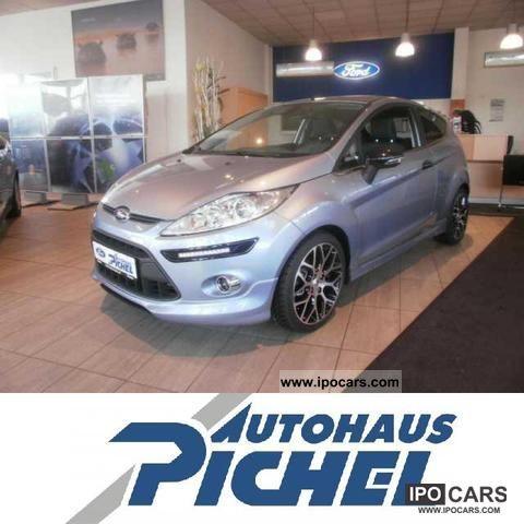2012 Ford  Fiesta 1.6 Ti-VCT Titanium (EURO 5) Limousine Pre-Registration photo