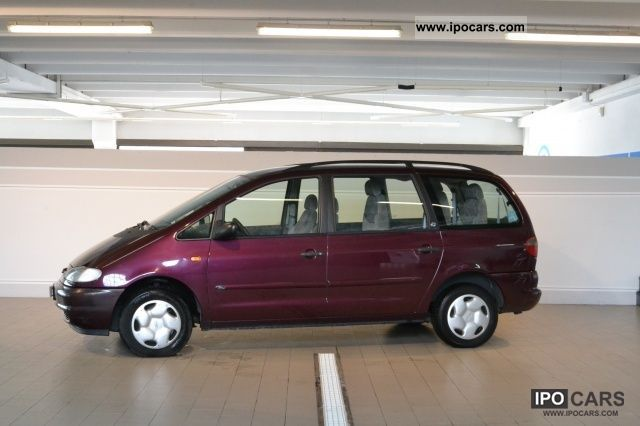 1996 Ford  Galaxy 1.9 TDI cat Van / Minibus Used vehicle photo