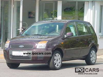 2010 Ford  Style Fusion 1.25 Small Car Used vehicle photo