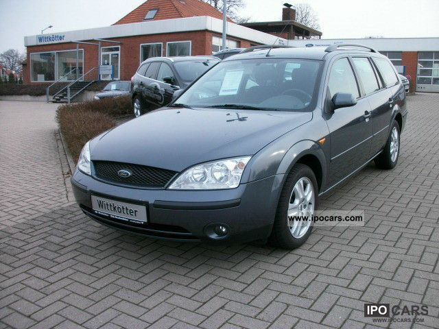 2003 ford mondeo 1 8 ghia car photo and specs. Black Bedroom Furniture Sets. Home Design Ideas