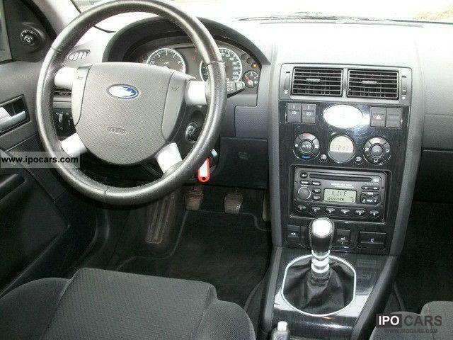 Форд мондео 2003 фото