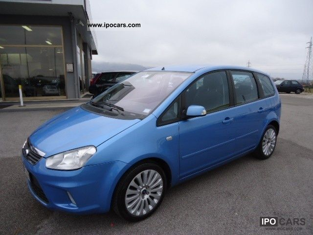 2009 ford c max 1 6 tdci 110cv titanium dpf car photo and specs. Black Bedroom Furniture Sets. Home Design Ideas