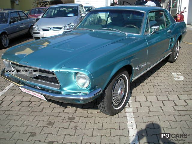 1967 Ford  Mustang 3.3 Automatic Sports car/Coupe Classic Vehicle photo