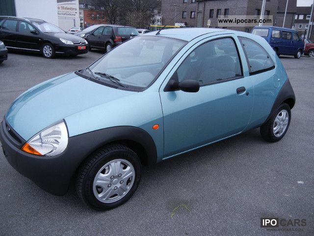 1998 ford ka power air t v au landscaped new no rust car photo and specs. Black Bedroom Furniture Sets. Home Design Ideas
