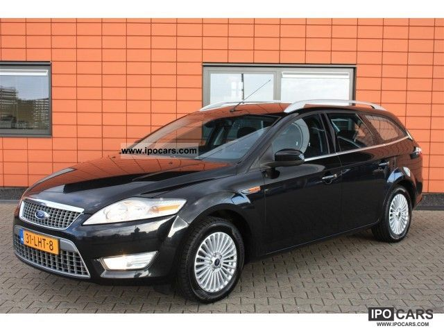 2010 Ford  Mondeo Wagon 2.0 Tdci 103 kw Limited Navi Estate Car Used vehicle photo