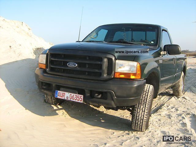2000 Ford  F250 Pickup 6.8L V10 310hp 4x4 Off-road Vehicle/Pickup Truck Used vehicle photo