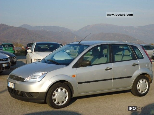 2003 Ford  Fiesta 1.4 TDCi 5p. Ambiance Limousine Used vehicle photo
