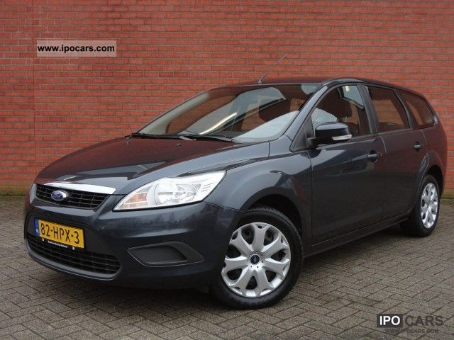 2009 Ford  Focus Wagon 1.6 Tdci Trend 101pk Estate Car Used vehicle photo