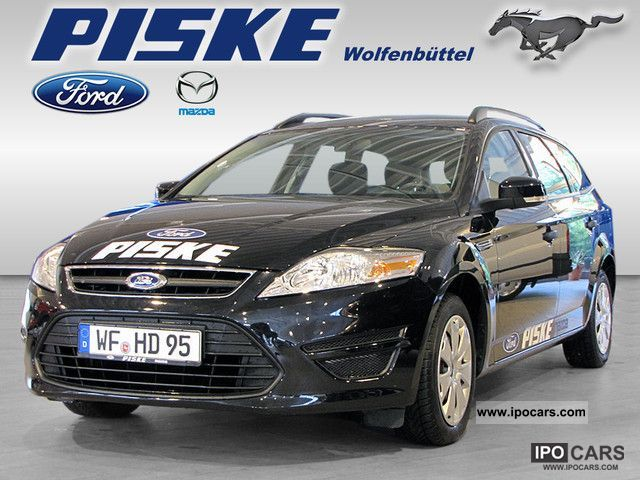 2011 Ford  Mondeo 1.6 Ambiente SEAT HEATING Estate Car Used vehicle photo