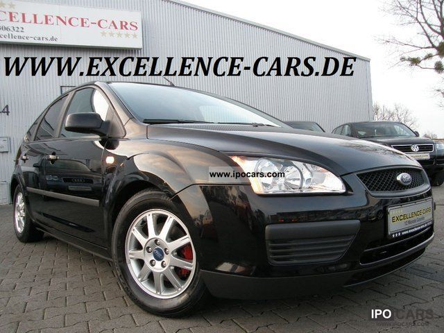 2006 Ford  Focus 1.4 16V Sport * Connection * 1.Hd/GEPFLEGT Limousine Used vehicle photo