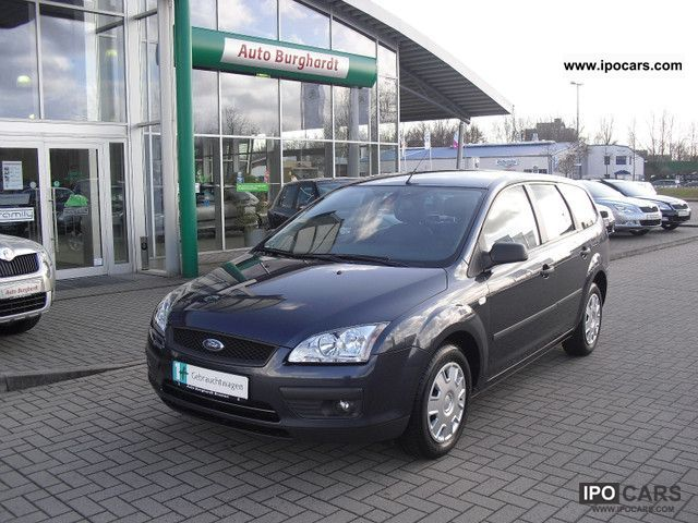 2006 Ford  Tournament Focus 1.6l trend Estate Car Used vehicle photo