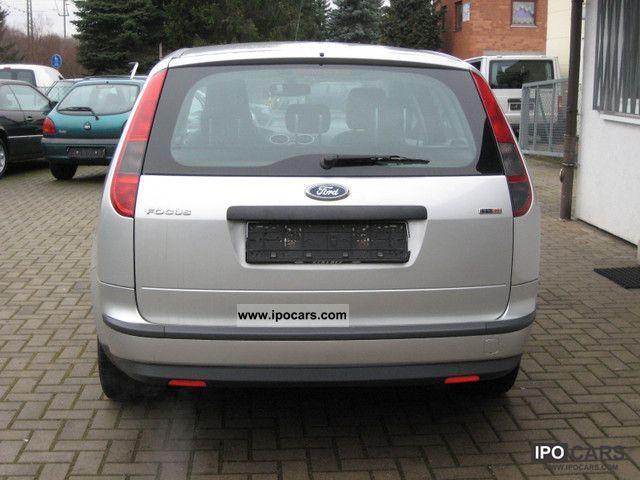 2005 ford focus turnier 1 8 tdci euro 4 navigation car. Black Bedroom Furniture Sets. Home Design Ideas