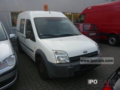 2005 Ford  Transit Connect (long) Van / Minibus Used vehicle photo