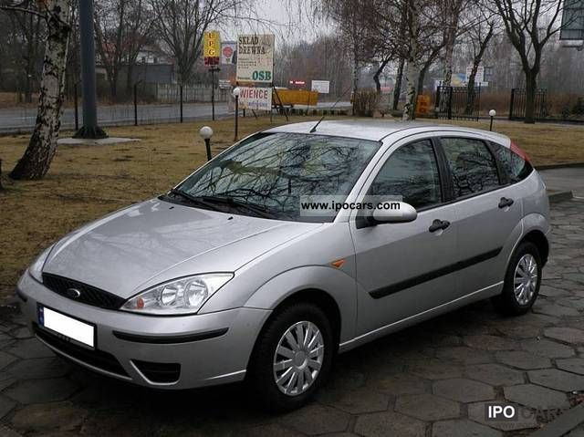 2004 Ford  * Focus * Niski PRZEBIEG Igla * Small Car Used vehicle photo