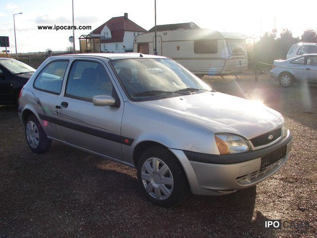 2002 Ford  Fiesta 1.3 Climate * new * HU AU Small Car Used vehicle photo
