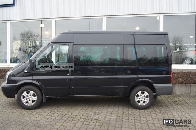 188e8fd2eb 2009 Ford Transit FT 350 M - Car Photo and Specs