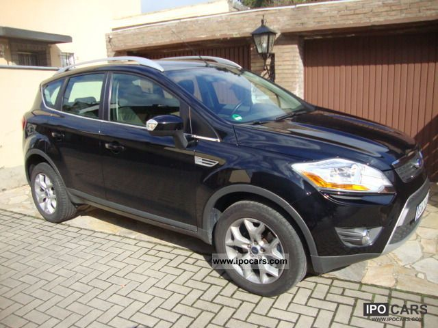 2009 ford kuga 2 5 4x4 trend style 17 car photo and specs. Black Bedroom Furniture Sets. Home Design Ideas