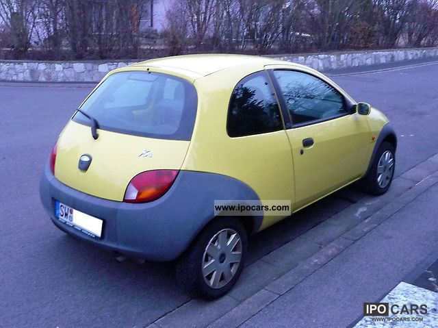 2006 Ford  Ka Fun Small Car Used vehicle photo