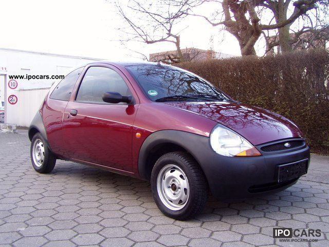 2005 Ford  Ka 1.3l climate, winter tires, ... Limousine Used vehicle photo