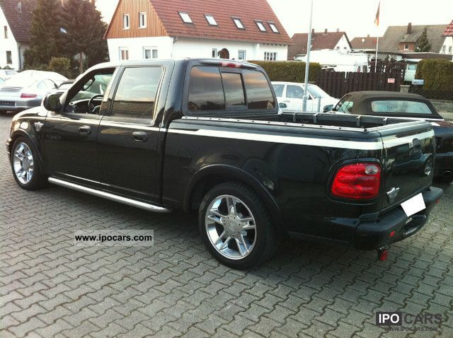 2003 Ford F150 HARLEY DAVIDSON EDITION  Car Photo and Specs