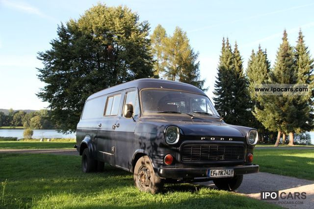 1974 Ford  Transit Other Used vehicle photo