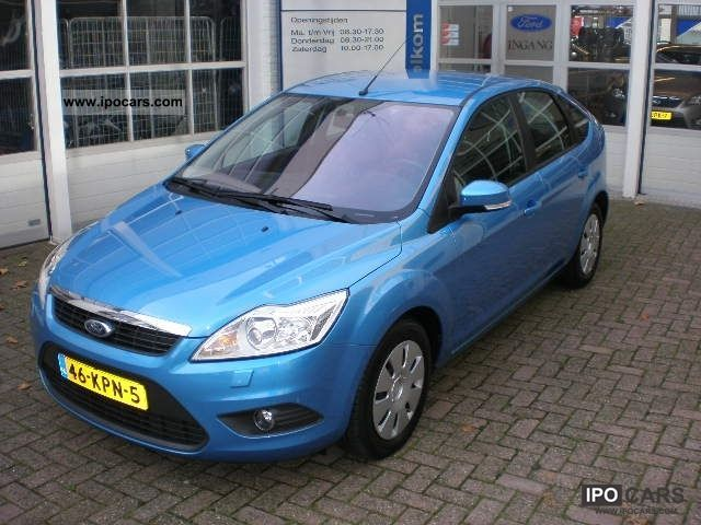 2010 Ford  Focus 1.6 TDCi ECOnetic 80KW 5D Small Car Used vehicle photo