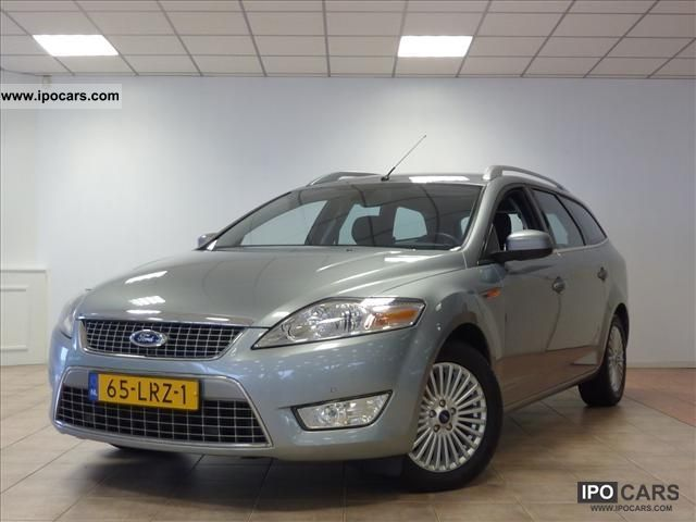 2010 Ford  2.0SCTI Mondeo Wagon 16V PS6 203PK Tit Estate Car Used vehicle photo