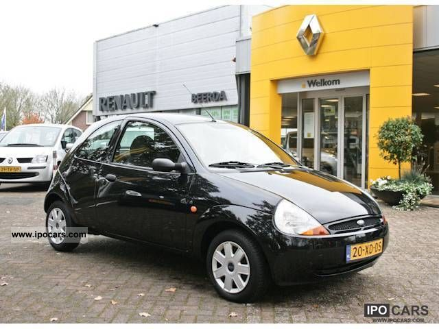 2007 Ford  Ka 1.3 60pk Cool and Sound Small Car Used vehicle photo