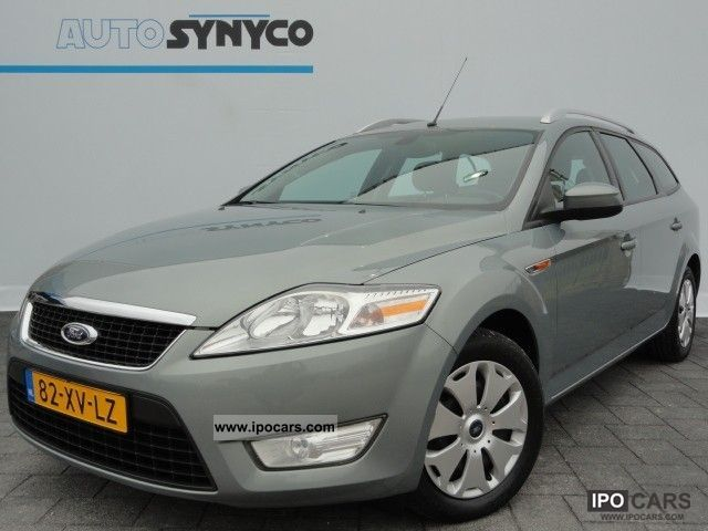 2007 Ford  Mondeo Wagon 1.8 TDCi 125 pk! B-Label/ECC/Blanke Estate Car Used vehicle photo