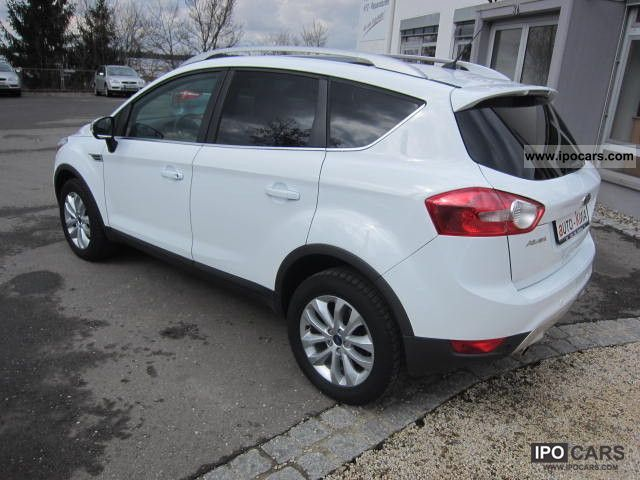 2011 ford kuga titanium 4x4 163 hp navi car photo and specs. Black Bedroom Furniture Sets. Home Design Ideas
