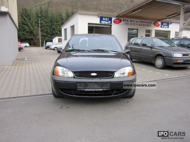 2002 Ford  Fiesta 1.3 Small Car Used vehicle photo