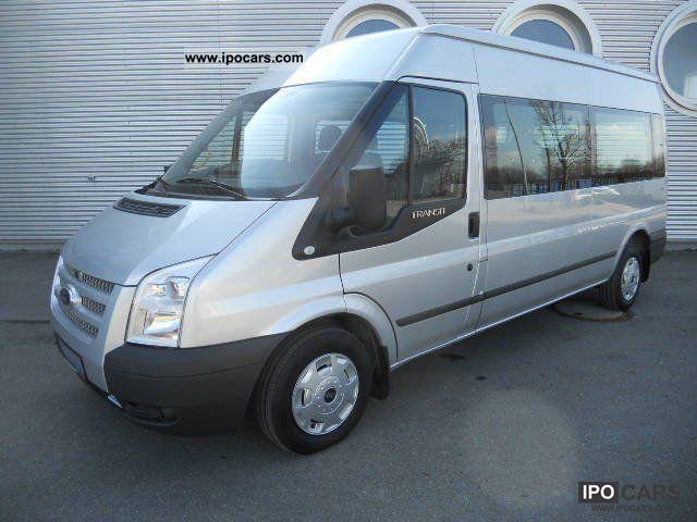 2012 Ford  TDCi Tourneo VA \ Van / Minibus Used vehicle photo