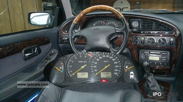 ford scorpio ghia tournament car photo  specs