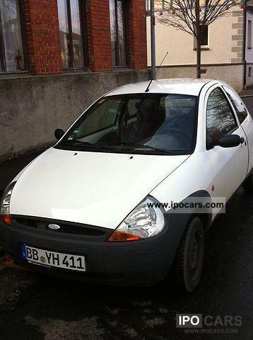 1999 Ford  Ka K2 Snow Edition Small Car Used vehicle photo