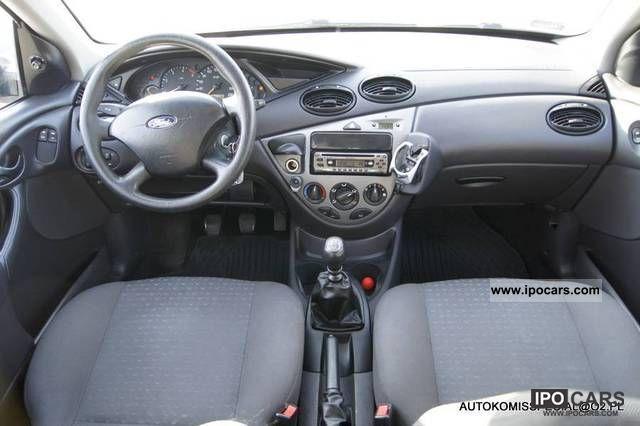 ford focus 1.8 diesel 2004